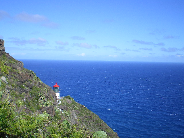 Makapuu light house